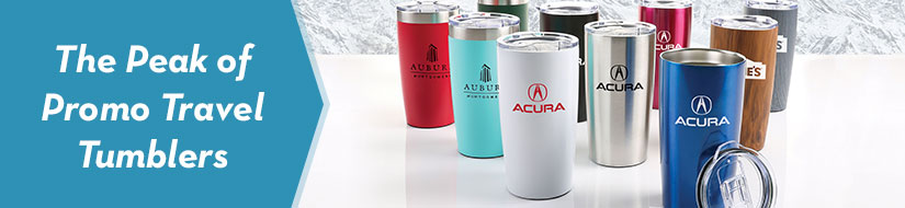 Customized Travel Tumblers